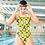 Thumbnail: Fun Penguin One-Piece Swimsuit