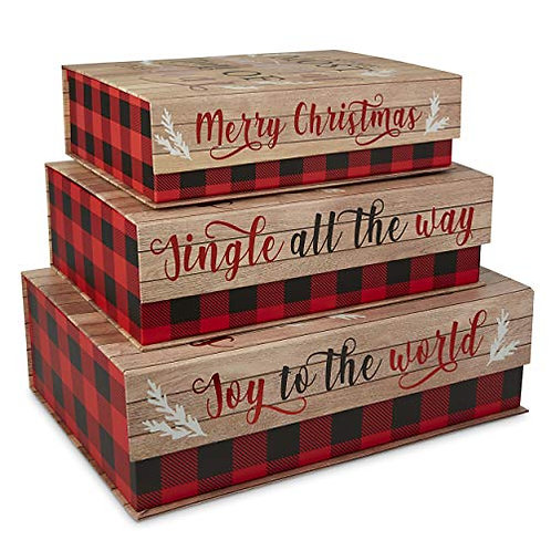 Medium Holiday Gift Box