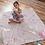 Thumbnail: Gorgeous Floral Throw Blanket