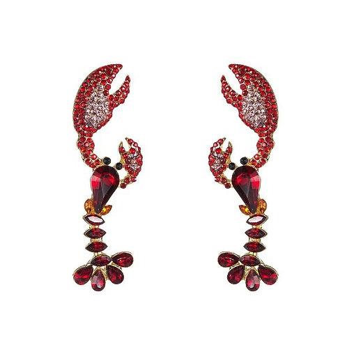 Lobstah Earrings