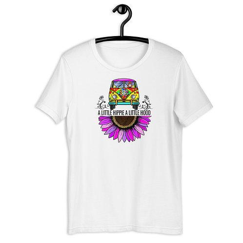 A Little Hippie, A Little Hood Short-Sleeve T-Shirt