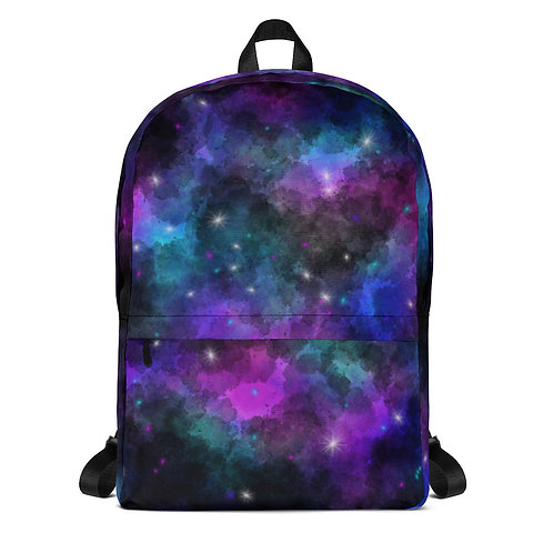 Galaxy and Space Backpack