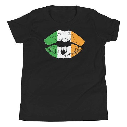 Irish Lips Youth Short Sleeve T-Shirt