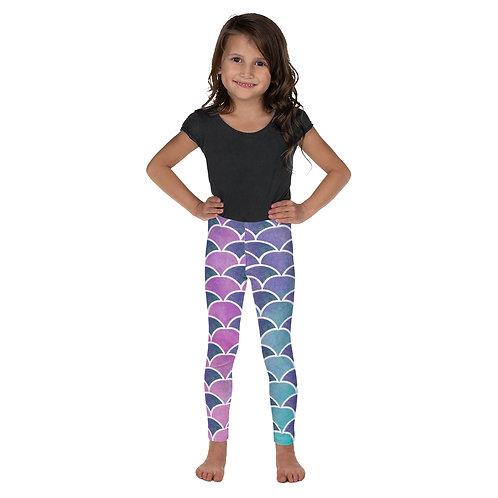 Mermaid Scales Kid's Leggings