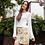 Thumbnail: Vintage Floral Pencil Skirt