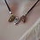 Thumbnail: 3 Crooked Hearts Necklace
