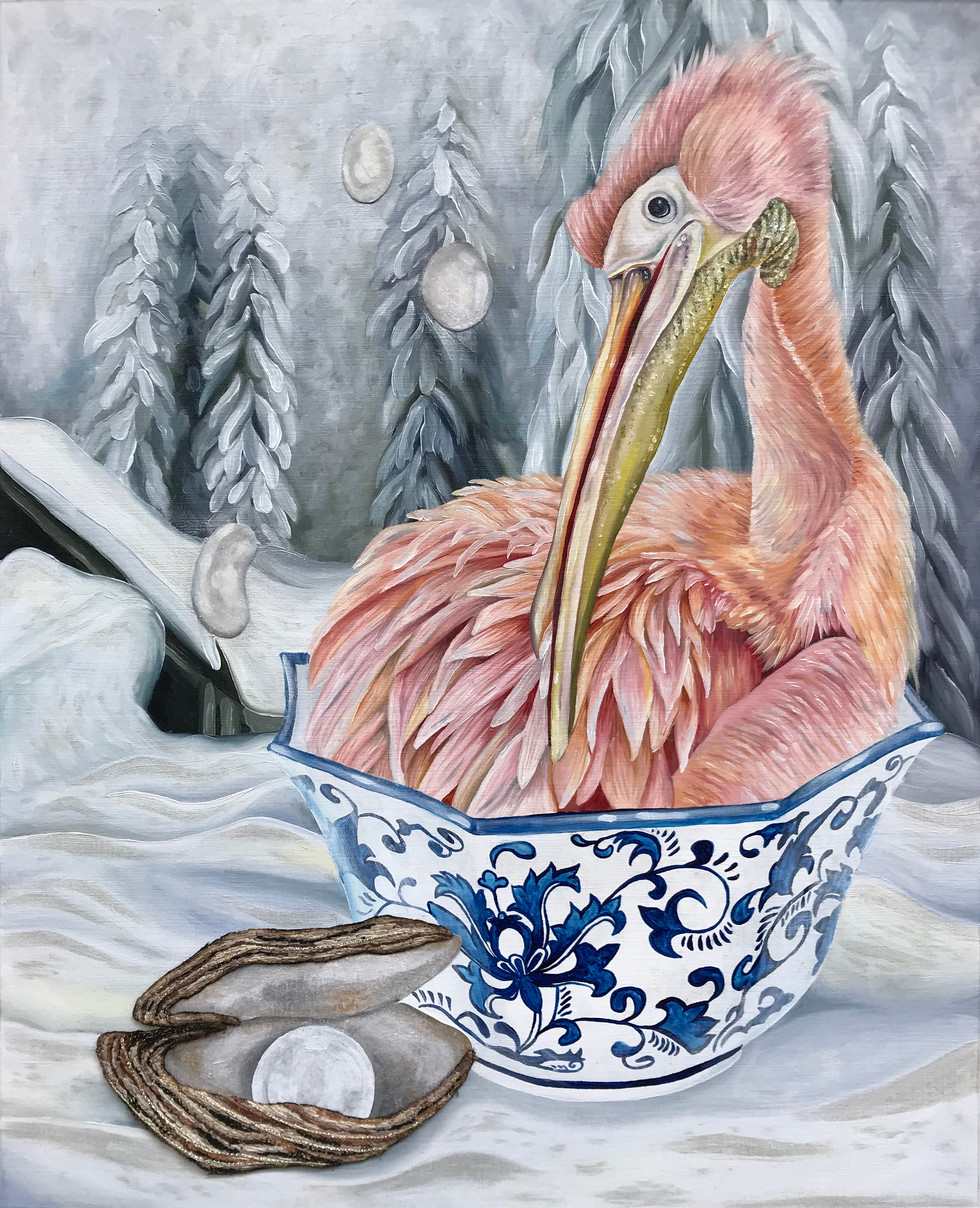 The Pelican and the Pearl