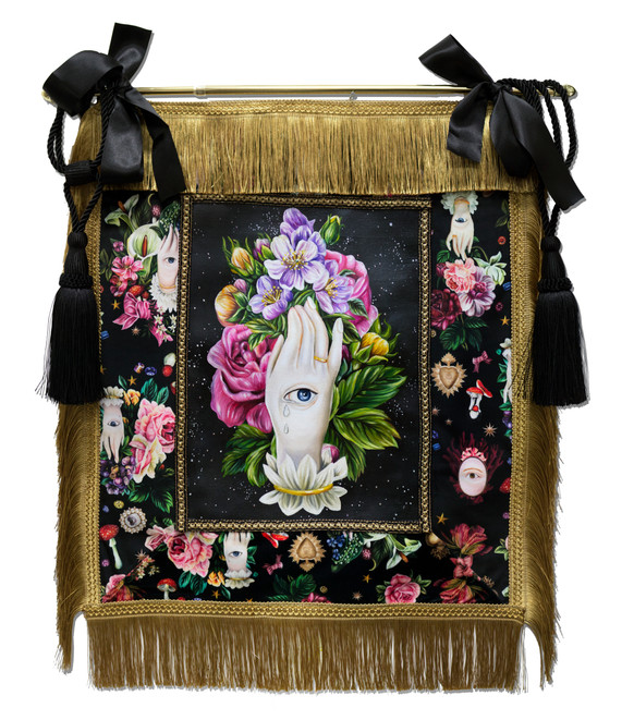 Tears of Pearl Tapestry