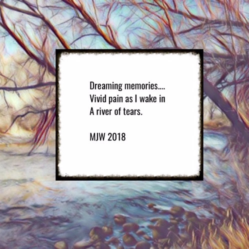 River of Tears haiku