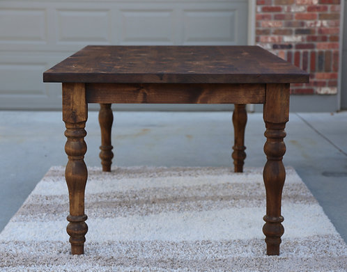 Cottage Farmhouse Table
