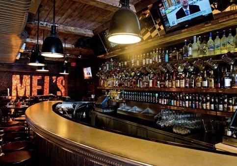 Mel's Burger Bar NYC