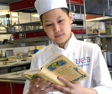 Culinary Arts Management MA / PGDip
