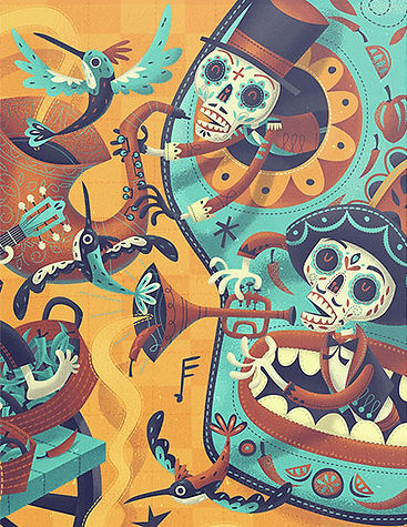 offf illustration steve simpson