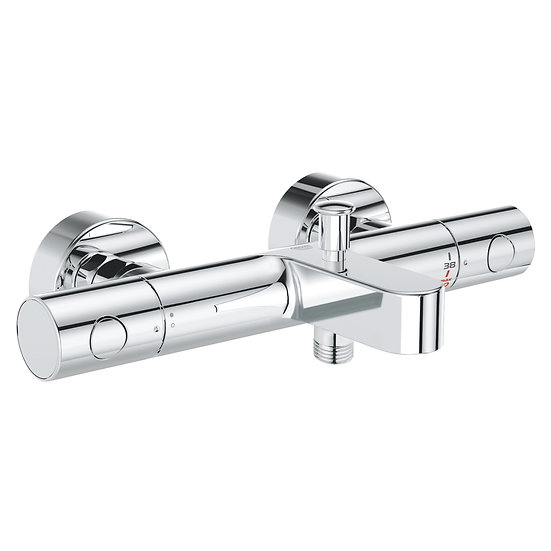 Grohe grohtherm thermostatic bath and shower mixer