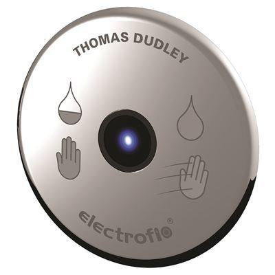 Concealed dual flush sensor cistern