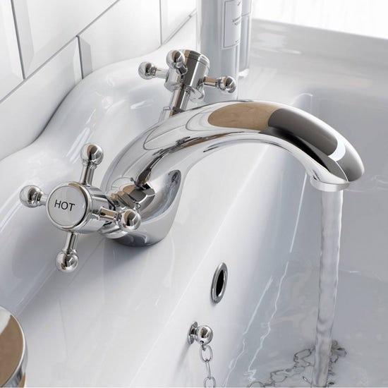 The Bath Co. Coniston basin mixer tap