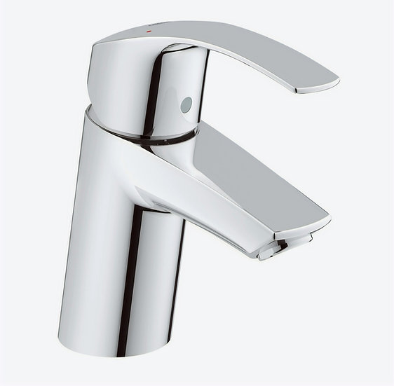 Grohe euorsmart DIY tap bathroom rennovations