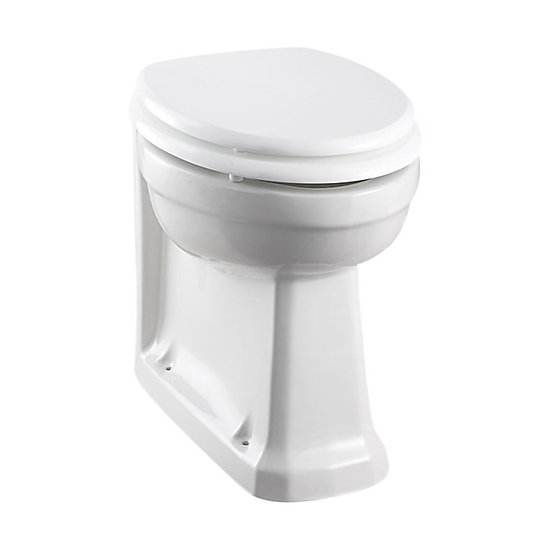 Burlington soft close toilet