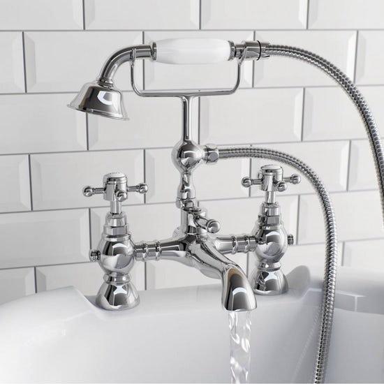 The Bath Co. Coniston bath shower mixer tap