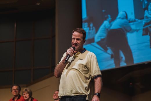 Jason Jensen - Ministry Director