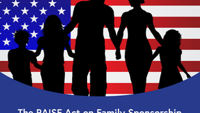 The RAISE Act on Family Sponsorship