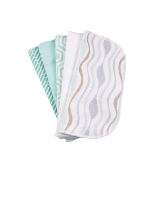 Cloth Wipes (set of 5)