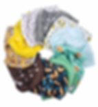 Cloth Diapers + Accessories