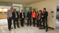 Georgian Delegation working visit in UN.