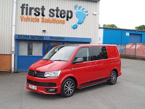 Volkswagen Transporter 2019 (19 reg)  2.0 TDI T30 BlueMotion Tech Edition Crew