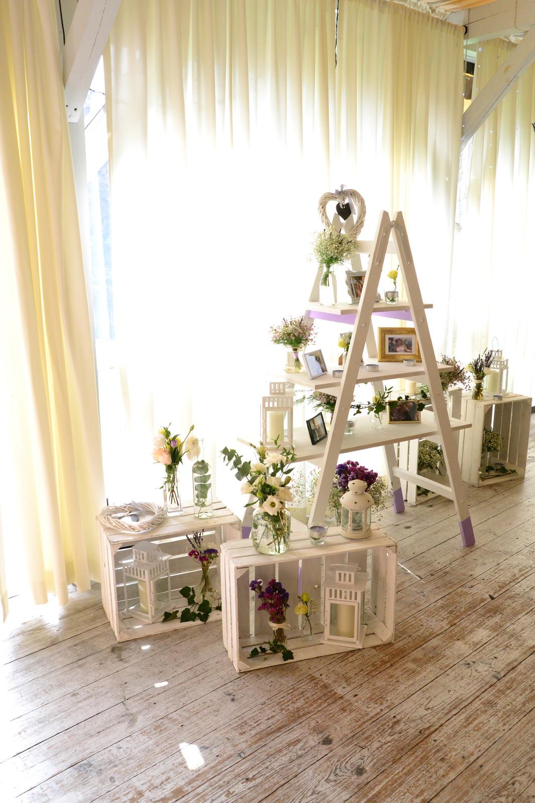 dekoracja ślubna Ani i Łukasza - Villa Riccona Jawczyce