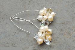 Swarovski pearls