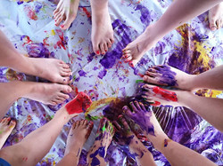 Praca z farbami