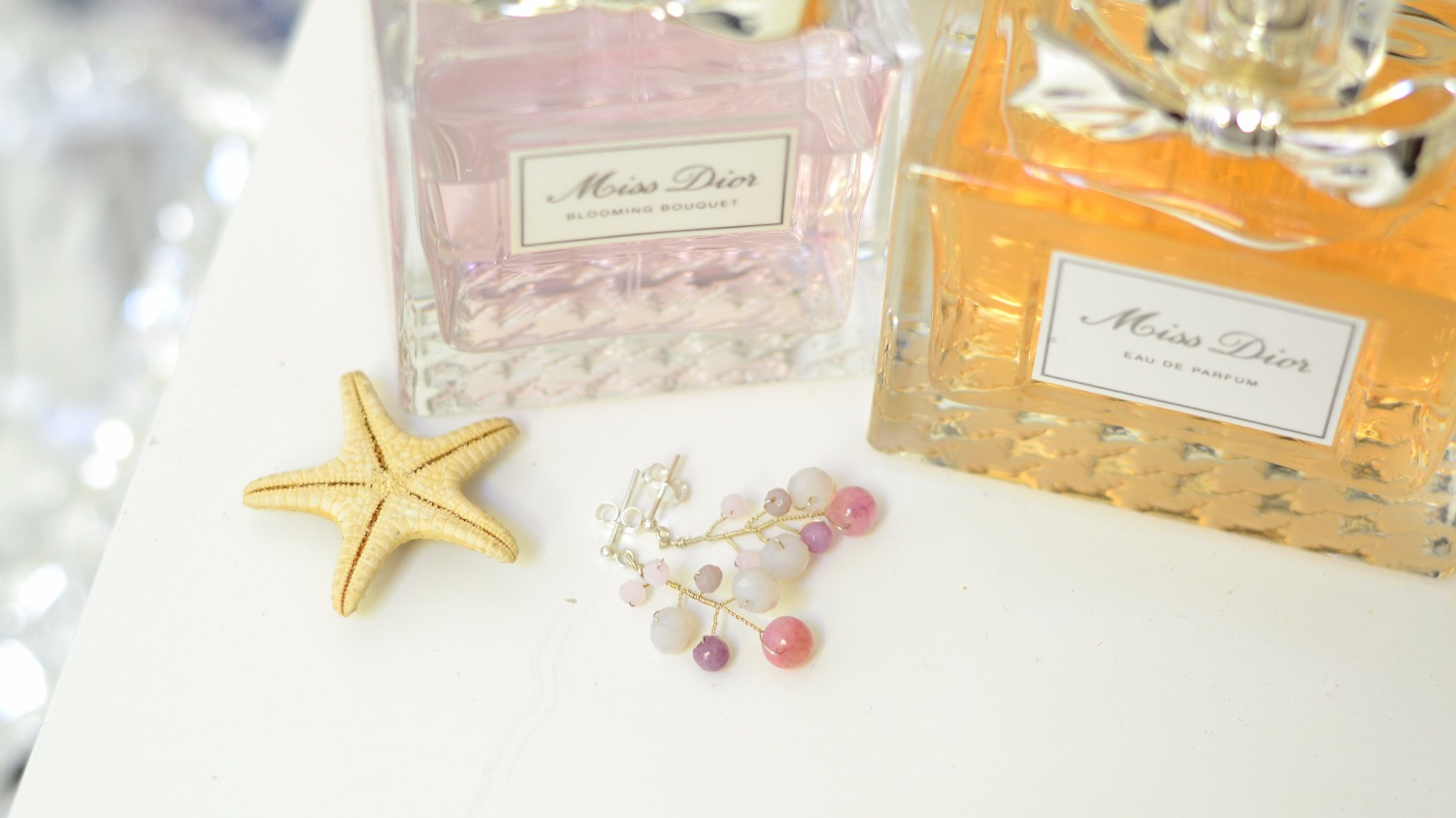 Earings Miss Dior
