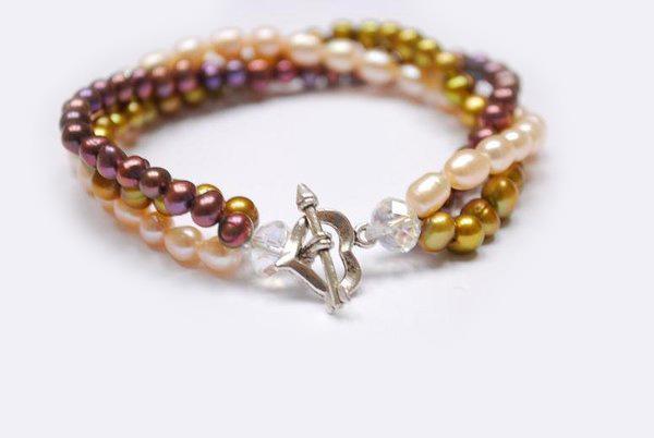 pastels pearls