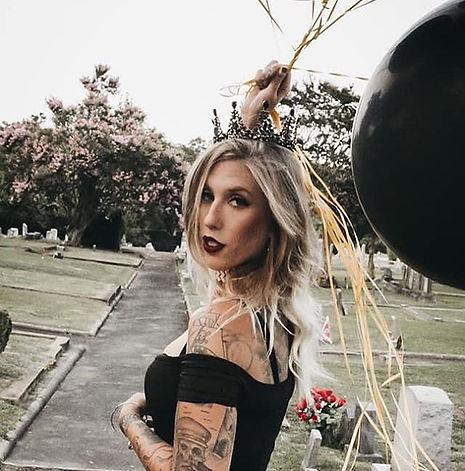 •_💎Birthday Photoshoot 🖤_•_•_•_Model_