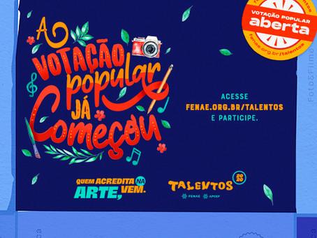 Conheça as obras dos Avaliadores inscritos no Talentos Fenae/Apcef 2020