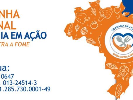 ANACEF apoia o movimento Cidadania em Ação, iniciativa da ONG Moradia e Cidadania