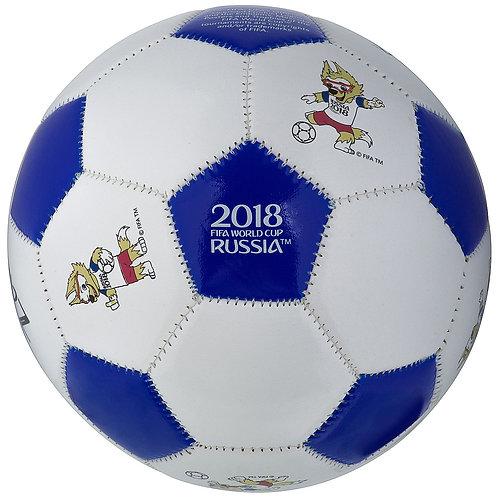 "Мяч сувенирный ""Забивака"" 12 см FIFA World Cup Russia 2018"