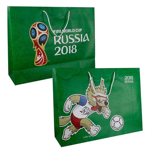 Пакет подарочный 41x55x15,5 см FIFA World Cup Russia 2018