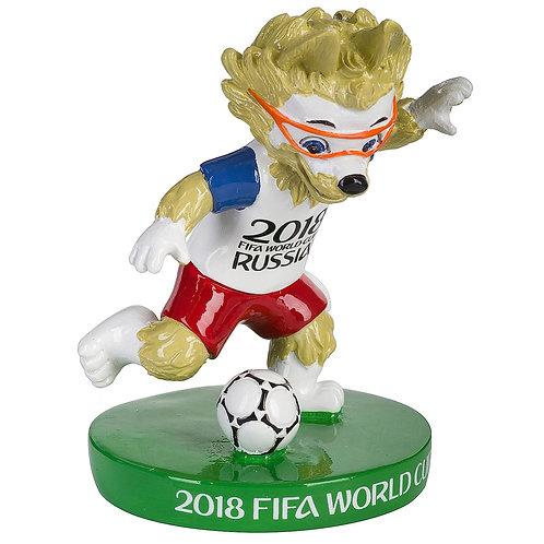 Фигурка из полистоуна Забивака бьет мяч 8,5 см FIFA 2018 World Cup Russia 2018