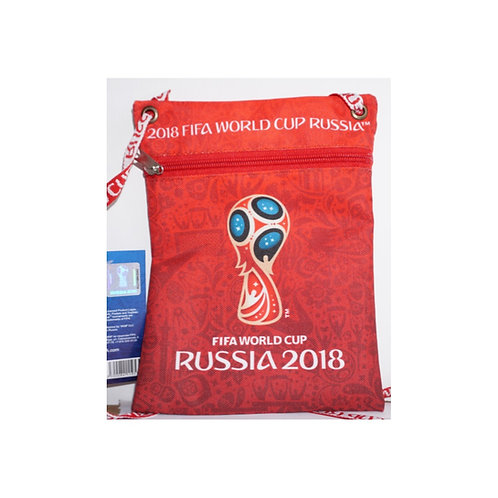 """Сумка для документов 17х21 см """"Кубок"""" FIFA 2018"""
