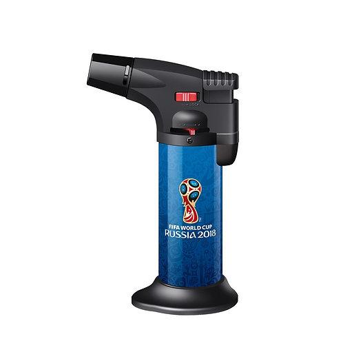 Зажигалка-горелка с джет пламенем(ZT-50) FIFA World Cup Russia 2018