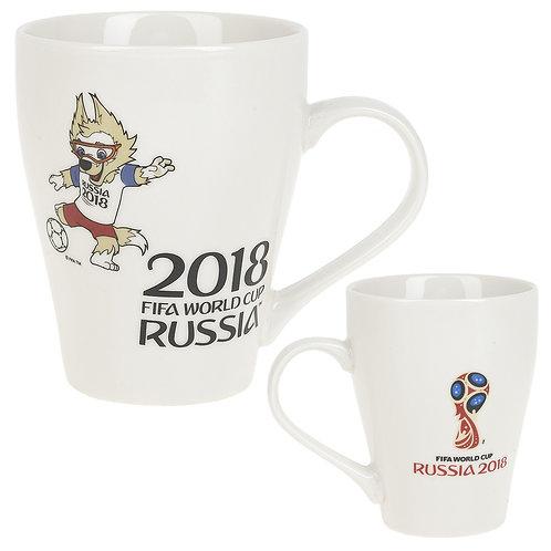 "Кружка фарфоровая ""Забивака"" 400 мл 2018 FIFA World Cup Russia"
