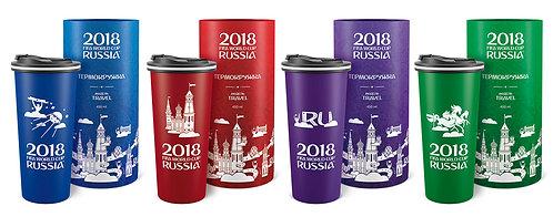 Термокружка «Символы» (450 мл) 2018 FIFA World Cup Russia™