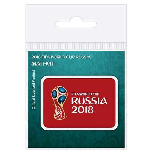"""Магнит картон """"Кубок"""" 2018 FIFA World Cup Russia™"""