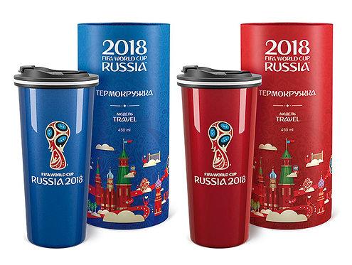 Термокружка «Эмблема» (450 мл) 2018 FIFA World Cup Russia™