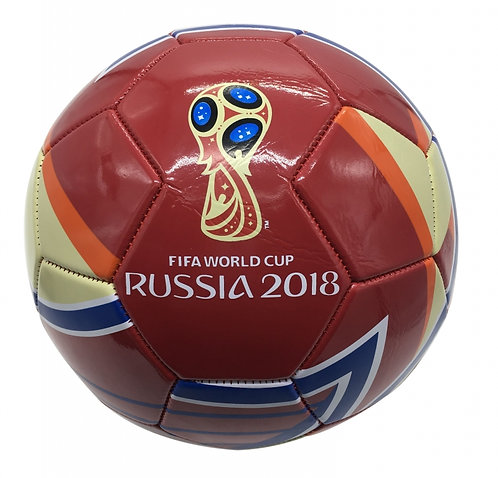 Футбольный мяч 2018 FIFA World Cup  Molniya PVC(ПВХ)