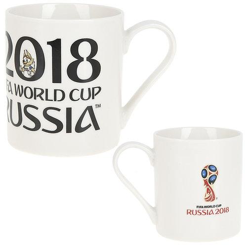"Кружка фарфоровая ""Эмблема"" 480 мл 2018 FIFA World Cup Russia"