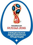 Official licensed product 2018 FIFA World Cup Russia