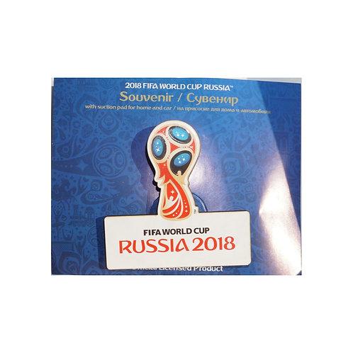 Сувенир на присоске Эмблема FIFA Worcld Cup Russia 2018»